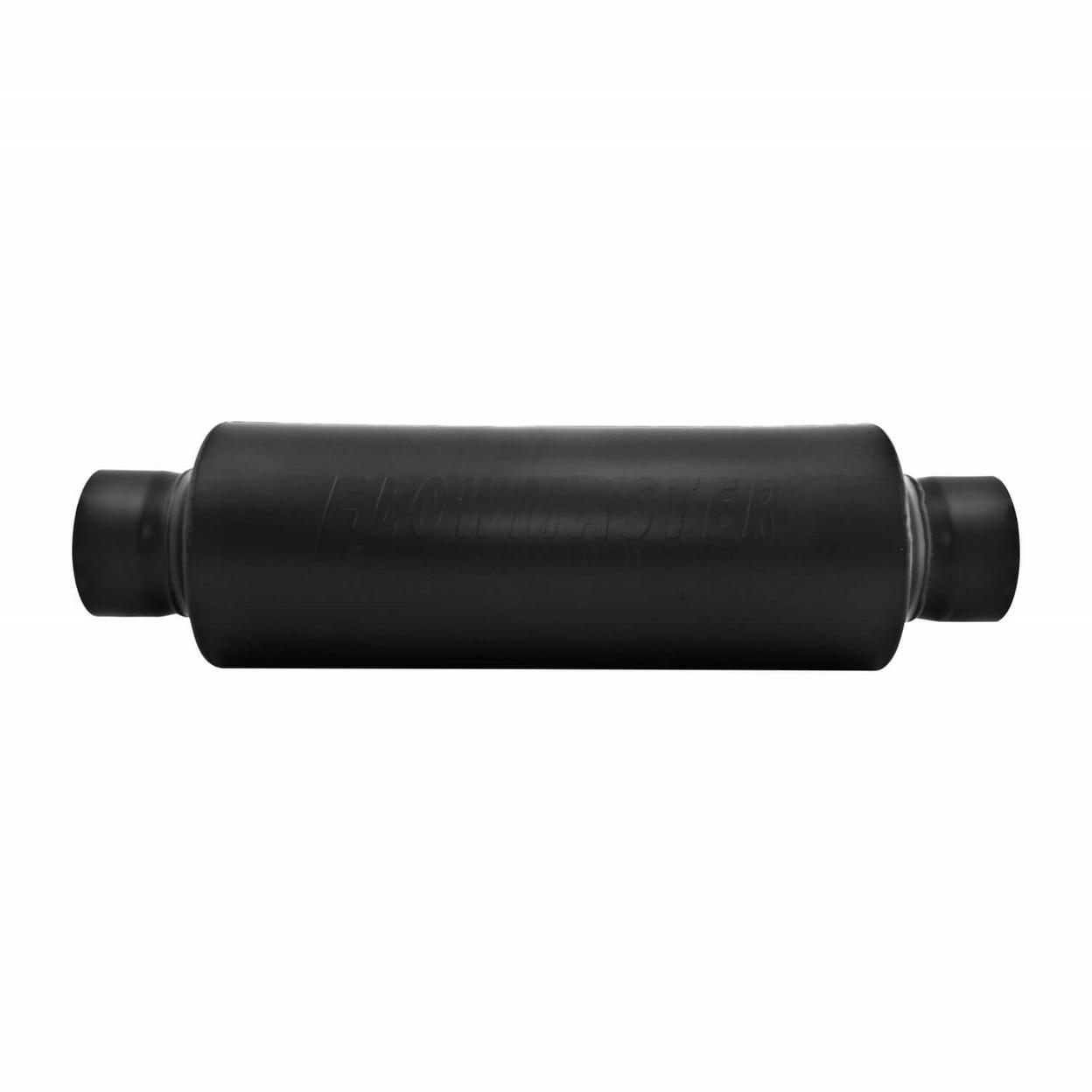 Pro Series Muffler - 4.00 Center In / 4.00 Center Out - Moderate Sound