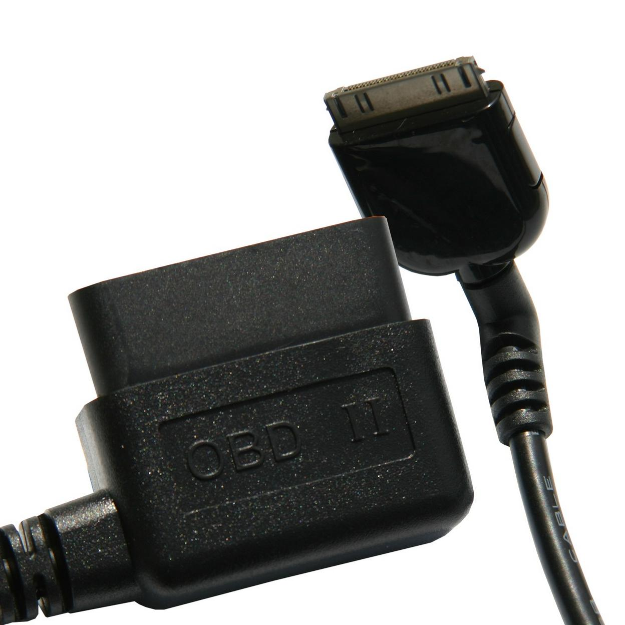 DiabloSport T1028 New Style inTune I-1000/I-1000-DCX OBD-II Connector (Date Codes 02-13 and Later)