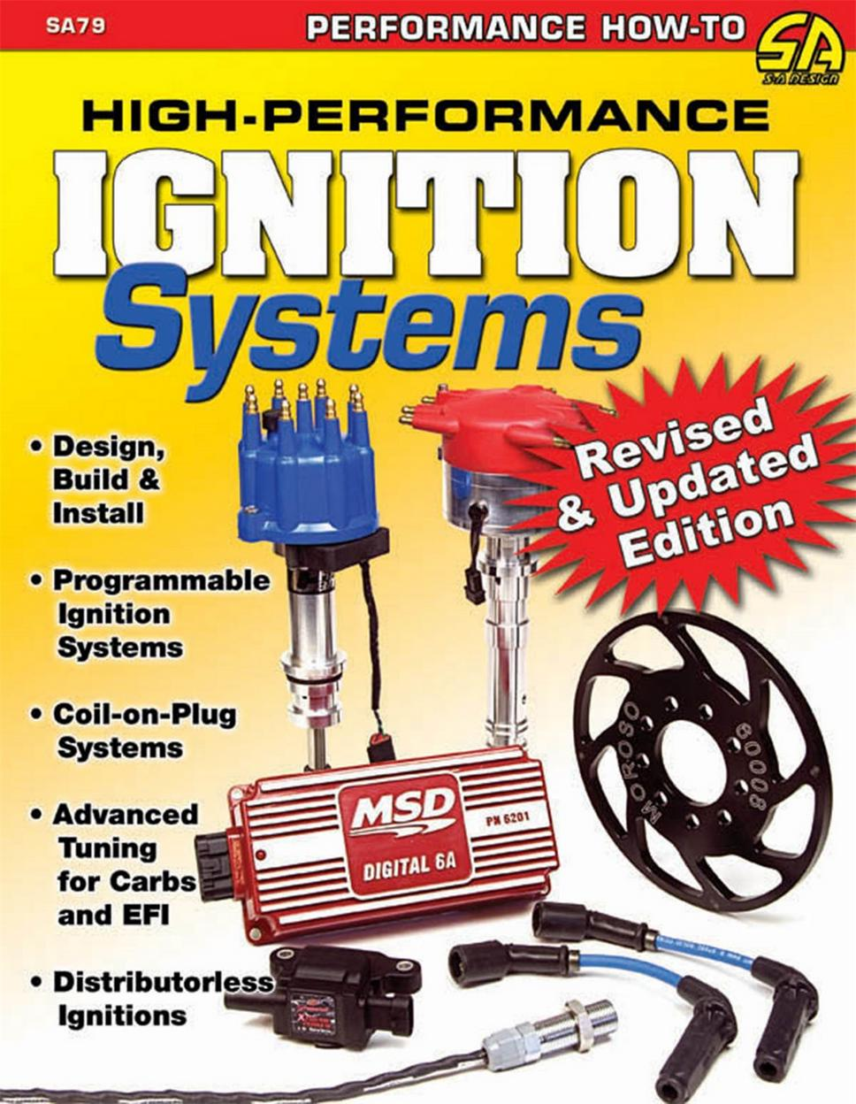 MSD 9630 How To Build High Performance Ignition Systems