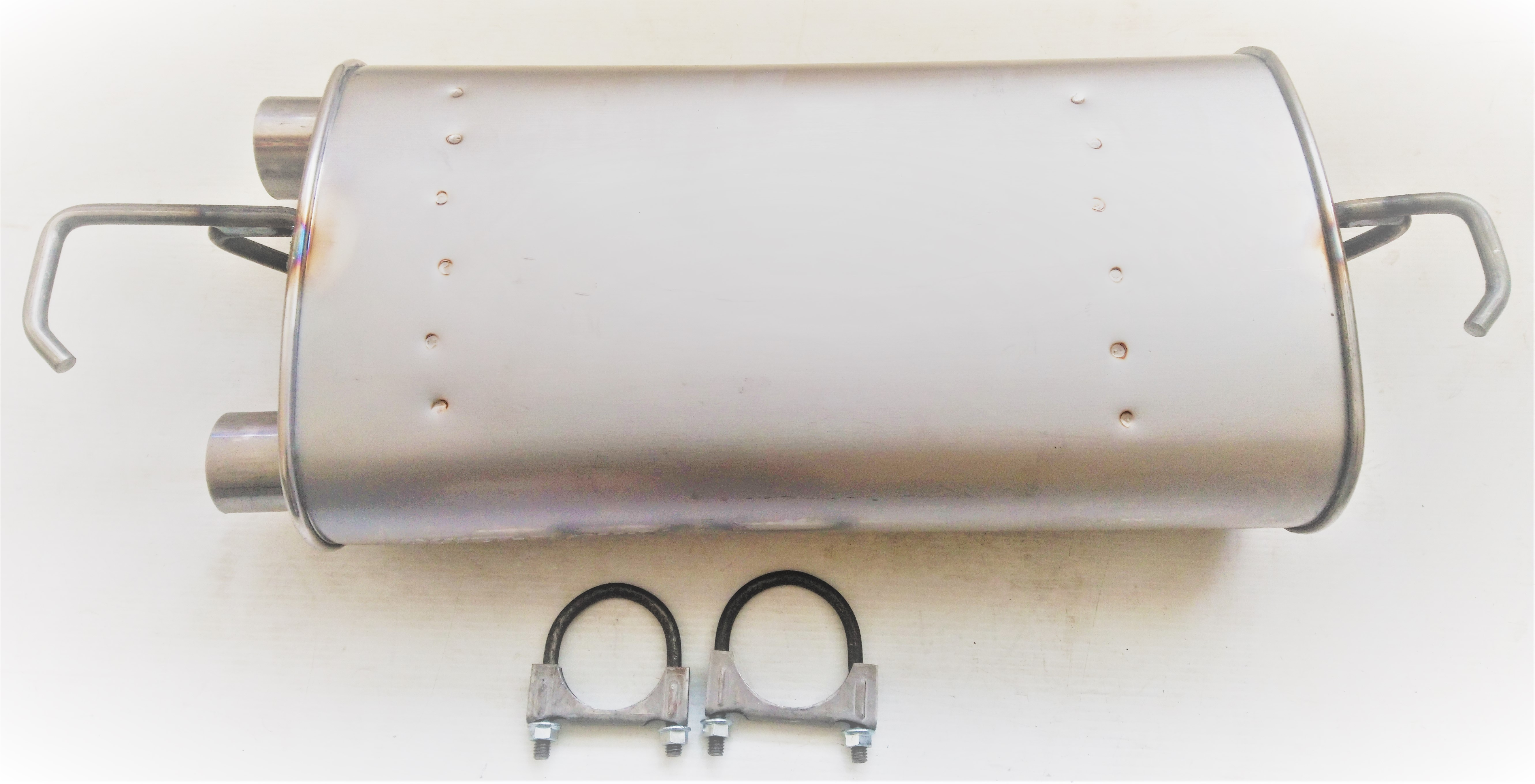 fits 2000-2005 Monte Carlo Driver side exhaust muffler