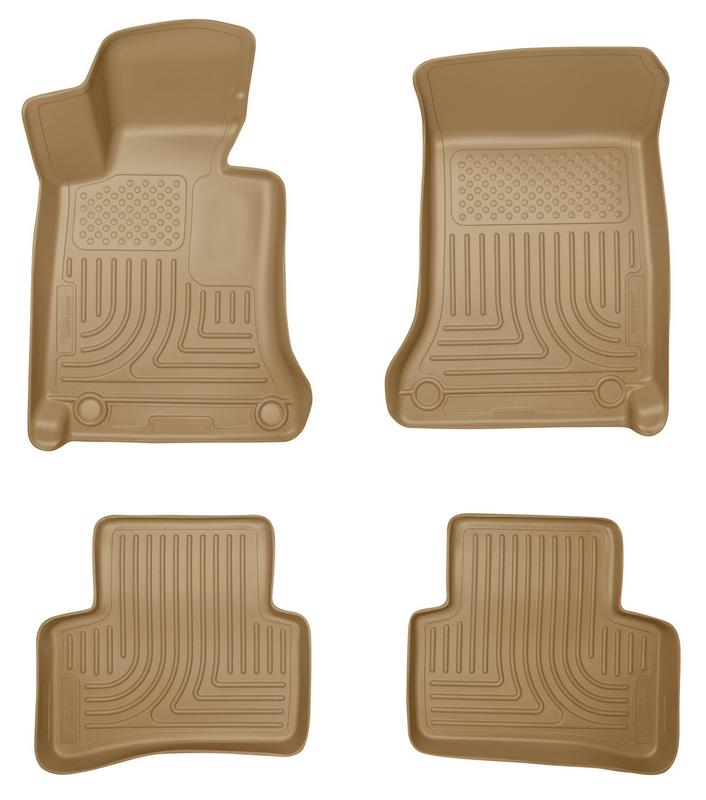Husky Liners 99813 Front & 2nd Seat Floor Liners