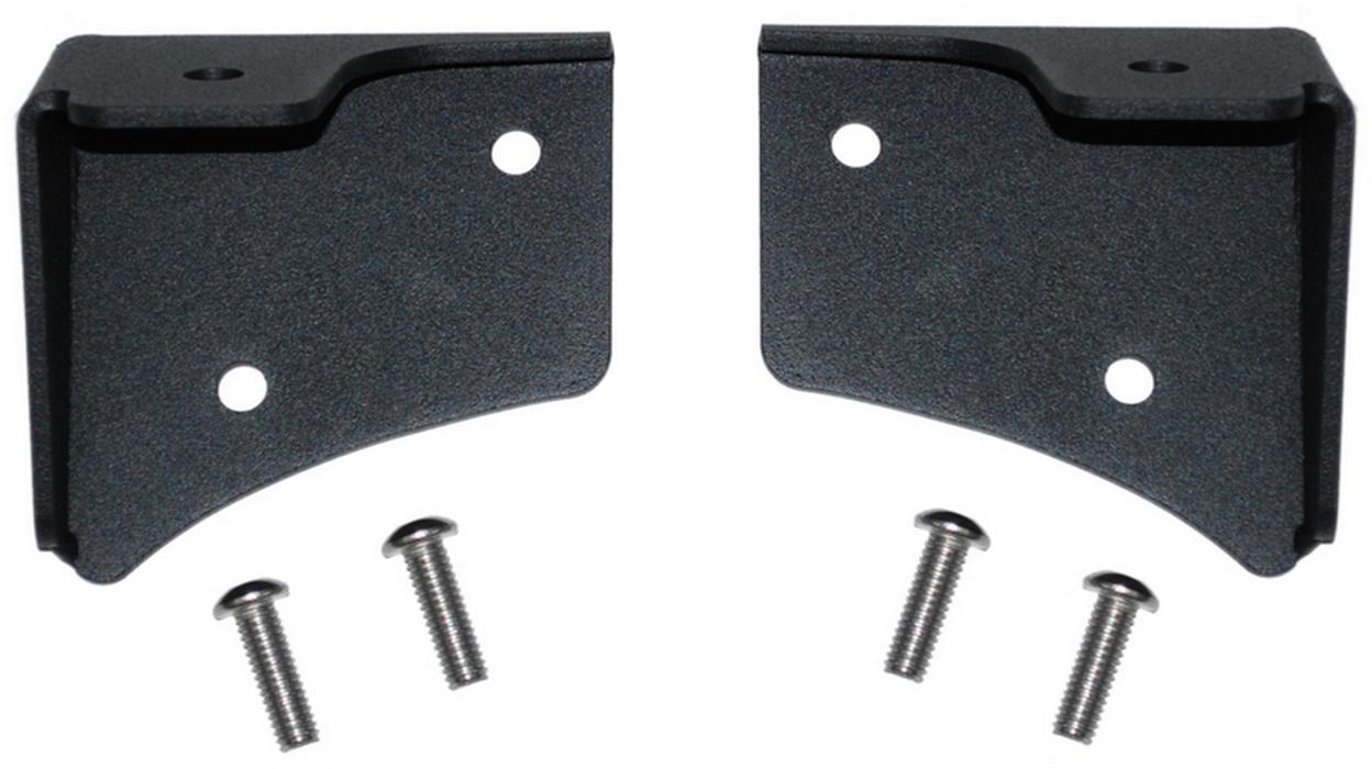 Windsheild Light Bracket , Black Coated