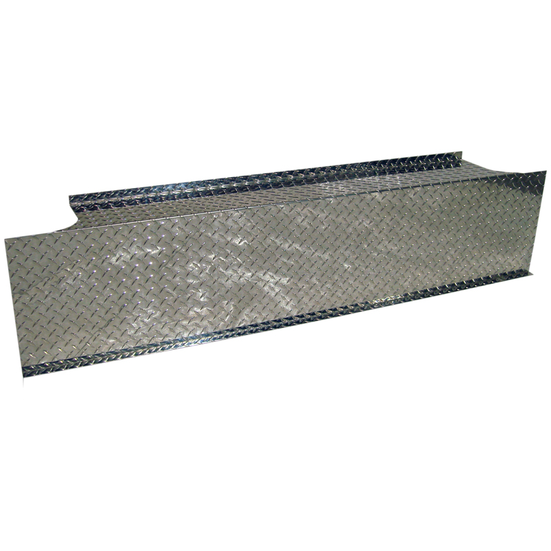Checker Plate Cover to Conceal