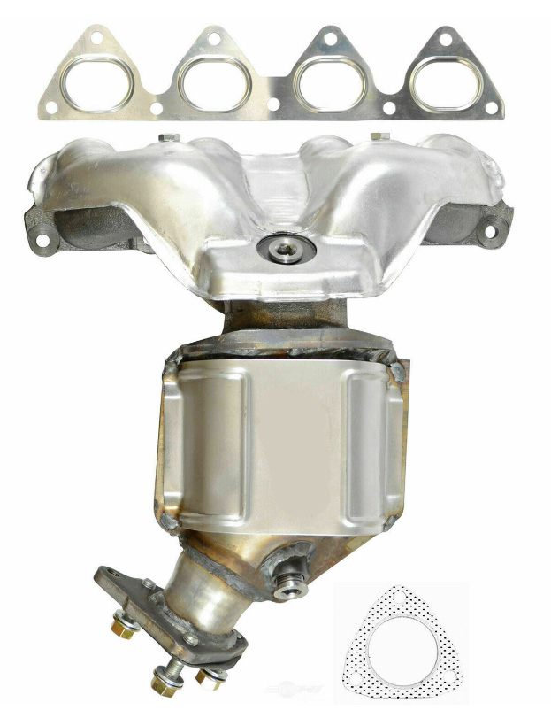 Chevrolet Cruze/Sonic/ Trax and Buick Encore 1.4L Manifold Catalytic Converter
